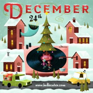 December 24th - Front Art