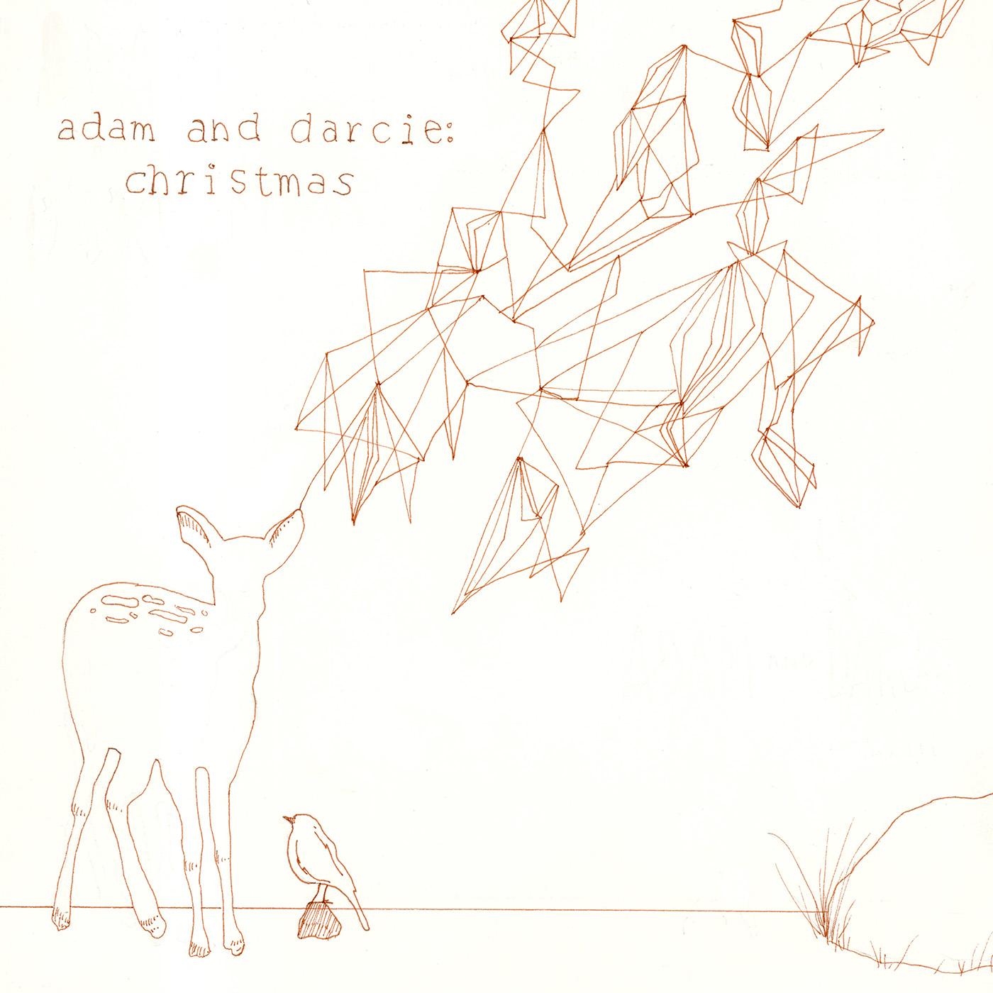 Adam and Darcie - O Holy Night